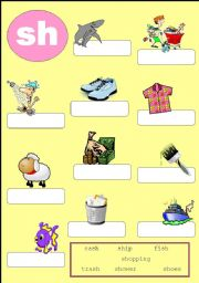 Worksheet 12371600 Sh Worksheets For Kindergarten Ch Th
