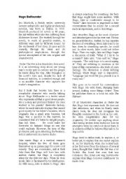 English Worksheets: Iris Murdoch - Hugo Belfounder analysis