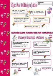 Funny Easter Jokes & Tips