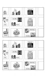 City map esl worksheet by zupradyn english worksheet city map ibookread ePUb