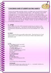 English Worksheets: Writing..