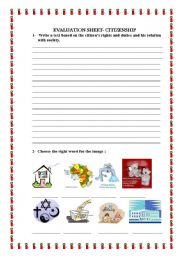 Worksheets Citizenship Worksheets english teaching worksheets citizenship citizenship