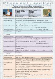 English Worksheets: Phone call