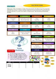English Worksheet: Comparitives -A Communicative Approach