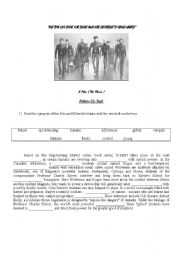 English Worksheets: X Men The Movie