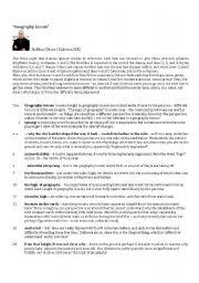 english worksheets poem analysis. Black Bedroom Furniture Sets. Home Design Ideas