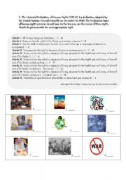 LP and Powerpoint on Human Rights by myi688 - Teaching Resources - Tes