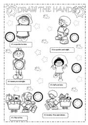 english teaching worksheets what time is it. Black Bedroom Furniture Sets. Home Design Ideas
