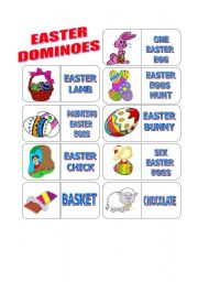 EASTER DOMINOES
