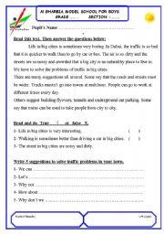 english teaching worksheets pollution. Black Bedroom Furniture Sets. Home Design Ideas