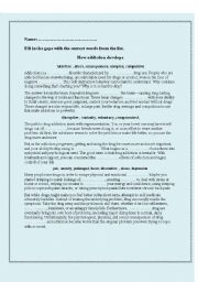 printable essays for proofing Help students to go beyond a spell check by using this in-depth checklist for grammar, usage, mechanics, and spelling errors.