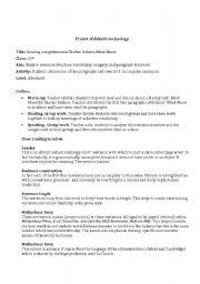 reading comprehension lesson plans for esl students. Black Bedroom Furniture Sets. Home Design Ideas