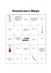 bingo card a blank bingo card instrument pictures only historical