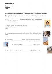 English Worksheets: Mr