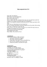 English Worksheets: Snapshot