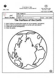 Printables Hemisphere Worksheet hemisphere worksheet davezan hemispheres davezan