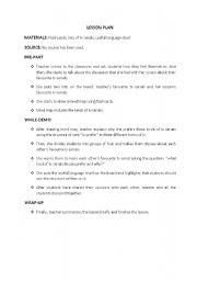 English Worksheets: TV SERIES