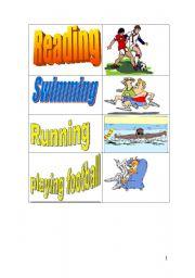 English Worksheets: vocabullary worksheet