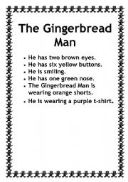 history of the gingerbread essay
