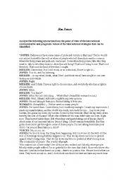 English Worksheets: Jim Jones