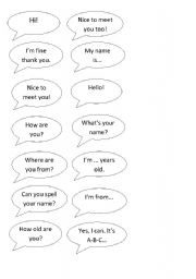 Greetings and introductions esl worksheet by ninastoffel english worksheet greetings and introductions m4hsunfo