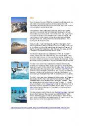 Eilat, Israel City Information