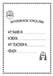 English Worksheets: cover book