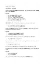 English Worksheets: english lesson
