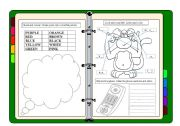 English Worksheets: First Day