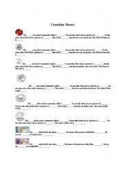 math worksheet : english worksheets canadian money : Money Math Worksheets Canadian
