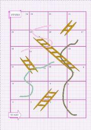 English Worksheets: Ropes&ladders (editable)