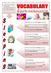 English Worksheets: THE WORD
