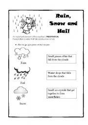 english worksheets weather elements. Black Bedroom Furniture Sets. Home Design Ideas