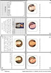 Mini Book Henry Viii And His Six Wives Esl Worksheet By
