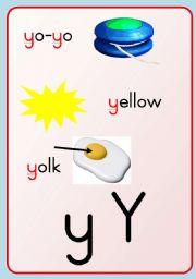 Alphabet Free - Y and Z