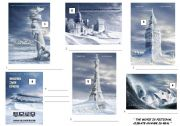 THE DAY AFTER TOMORROW- different posters