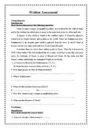 Printables 7th Grade Grammar Worksheets english teaching worksheets 7th grade assessment