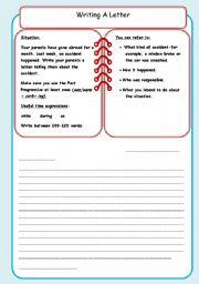 Writing an informal letter (2)