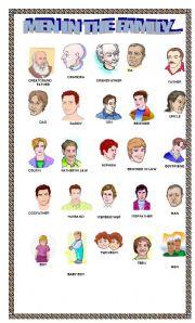 Printables Family Roles Worksheet family roles worksheet davezan