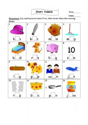 as well  besides Short vowels worksheets furthermore Fun Fonix Book 1  short vowels further Fill in the Short Vowel   Worksheet   Education likewise Write The Missing Short Vowel Worksheet Team Worksheets Kindergarten as well Free Short Vowels Worksheet for Kindergarten   Madebyteachers likewise Short Vowel E Worksheets And Long And Short Vowel Worksheets Second together with Long Vowel Worksheets Kindergarten Vowels Pre Free Short also 12 Best Images of Free Kindergarten Vowel Worksheets   Short Vowel together with Short Vowels  Middle Sounds  Worksheets and Activities   Little Dots additionally Short Vowel Review  Write Missing Vowel Part III also phonics short vowels worksheets additionally  besides Kindergarten Long A Vowel Sound Worksheet  'a E'  'ai'    'ay furthermore Long Vowel And Short Vowel Worksheets Words With Long Vowels. on short vowel a worksheets kindergarten