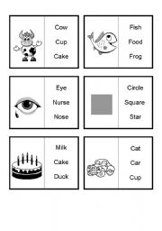 English worksheets: for KG 2