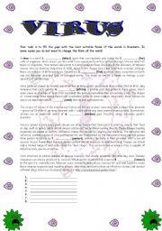Printables Virus Worksheet viruses worksheet imperialdesignstudio virus worksheet