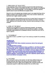 English Worksheets: The Students archives