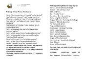 English Worksheets: Poltically correct language