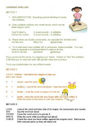 English Worksheets: STRUGGLING SPELLERS!!???!!