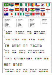 English Worksheet: 2010 World Cup Theme - Akon