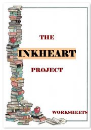 English Worksheet: THE INKHEART PROJECT - the book