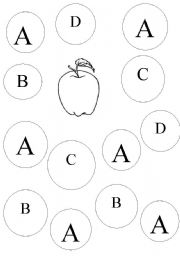 Worksheet Alphabet Recognition Worksheets english teaching worksheets the alphabet alphabets recognition