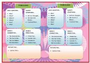 English Worksheets: LITERATURE ACTIVITY CARD VERY USEFUL!!!!