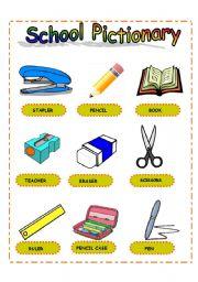 Pictionary School II